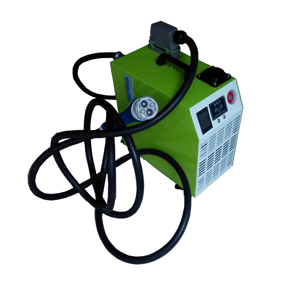 40kW portable CHAdeMO fast DC charger