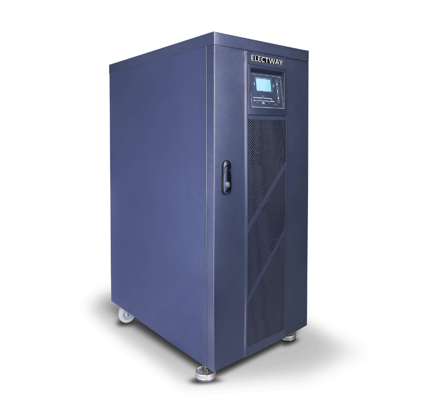 ELECTWAY 20kVA 3 phase in 3 phase out UPS