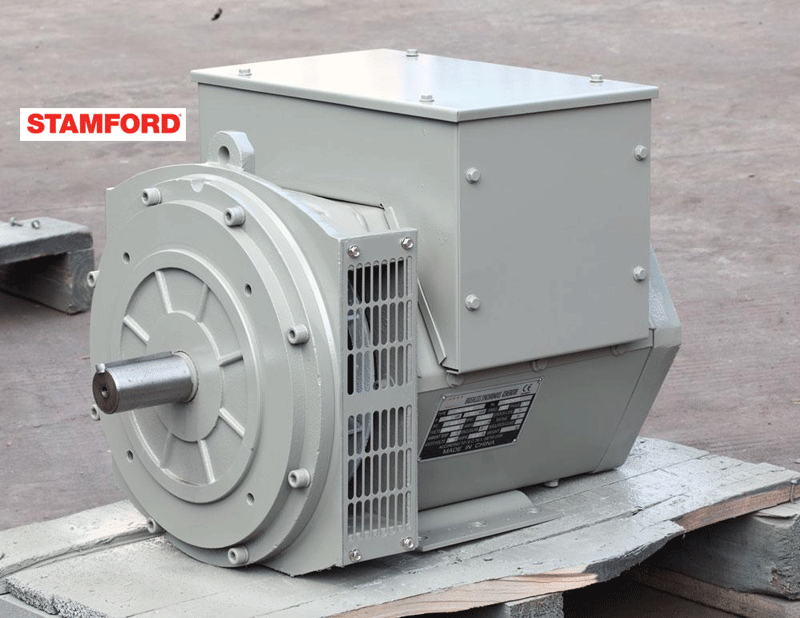 30kW Standford brushless 3-phase alternator